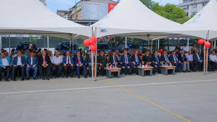 Jandarma Teşkilatı'nın 180. Kuruluş Yıldönümü Kutlandı