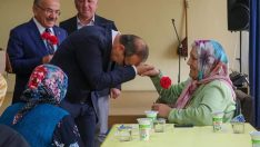 Vali Yavuz, Kurumlara Bayram Ziyaretinde Bulundu