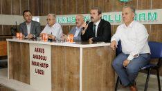 Akkuş'ta Organik Tarım ve Yayla Turizmi Masaya Yatırıldı