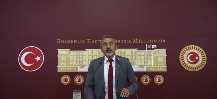 Adıgüzel, Fındığı 5.kez Meclis'te konuştu.