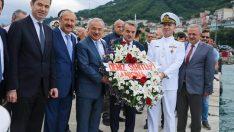 1 Temmuz Denizcilik ve Kabotaj Bayramı Kutlandı