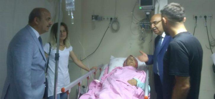 Milletvekili Dr.Yediyıldız'dan Ordu Devlet Hastanesine Bayram Ziyareti