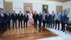 Mustafa Yımaz'dan Bayram Kutlaması