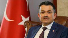 TARIM BAKANI ORDU'YA GELİYOR