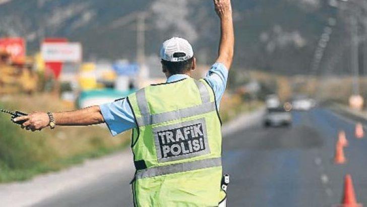 Ordu'da 174 Sürücüye 40.890 TL para cezası uygulandı.