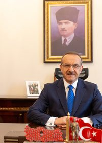 Vali Seddar Yavuz'un 19 Mayıs Atatürk'ü Anma Gençlik ve Spor Bayramı Kutlama Mesajı
