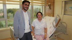 Ünye Devlet Hastanesi Doktorlarından bir ilk!