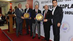 OTSO Müşterek Ekonomiye Değer Katanlar Ödül Töreni gerçekleşti.
