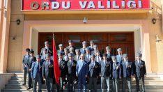 Ordulu Muharip Gazilerden Barış Pınarı Harekatına Destek