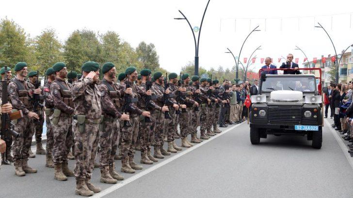 Ordu'da, Cumhuriyet Bayramı Coşkuyla Kutlandı