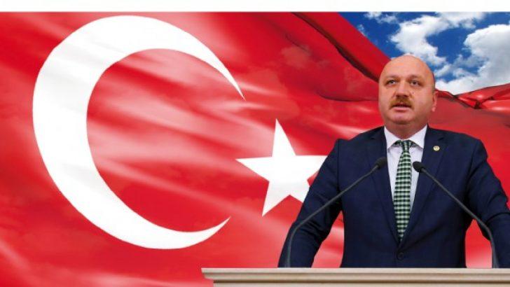 Metin Gündoğdu, 29 Ekim Cumhuriyet Bayramı dolayısıyla bir mesaj yayınladı.