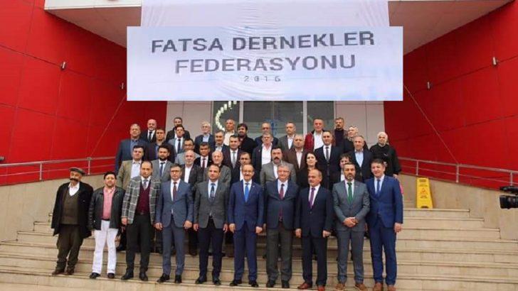 Vali Yavuz, FADEF'in Kahvaltılı İstişare Programına Katıldı