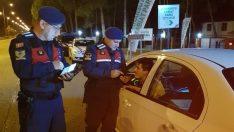 Ordu'da 19.448 TL trafik cezası Kesildi
