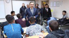 Rektör Akdoğan, Fatsa ve Ünye Yerleşkelerini Ziyaret Etti