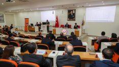 Ordu Afet Müdahale Planı Masabaşı Tatbikatı Yapıldı