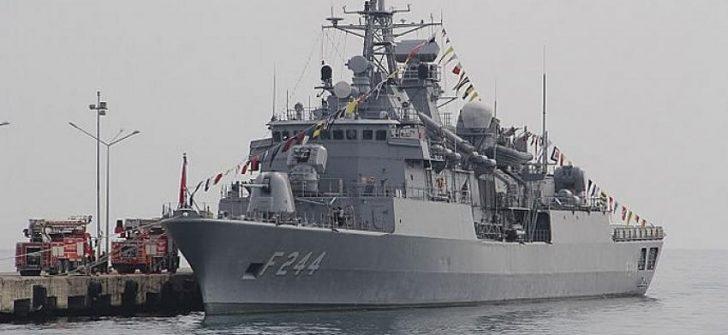 TCG Yavuz Gemisi Ordu Limanı'nı Ziyaret Edecek