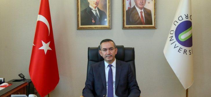 Rektör Prof. Dr. Ali Akdoğan'ın 24 Kasım Öğretmenler Günü Kutlama Mesajı
