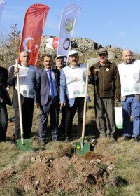 Başkan Demirci'den Geleceğe Nefes Projesine Tam Destek