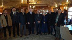 Gündoğdu'dan Gürgentepeye Kapalı Halı Saha Sözü