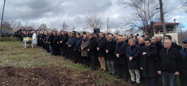 Oktay Şener'i binlerce seveni uğurladı