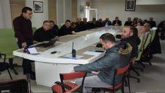 Ordu'da Kenevir Yetiştiriciliği Hizmetiçi Eğitimi Yapıldı