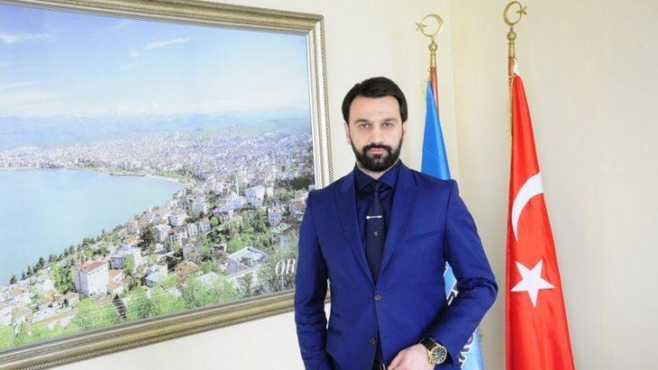 AK Parti Altınordu İlçe Yönetimi belli oldu.