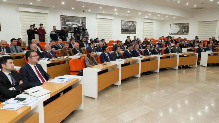 Bolaman Havzası Rehabilitasyon Projesi Değerlendirme Toplantısı Yapıldı