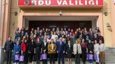 Vali  Yavuz'un 8 Mart Dünya Kadınlar Günü Kutlama Mesajı