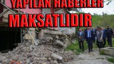 ORDU VALİLİĞİ, YAPILAN HABERLER MAKSATLIDIR