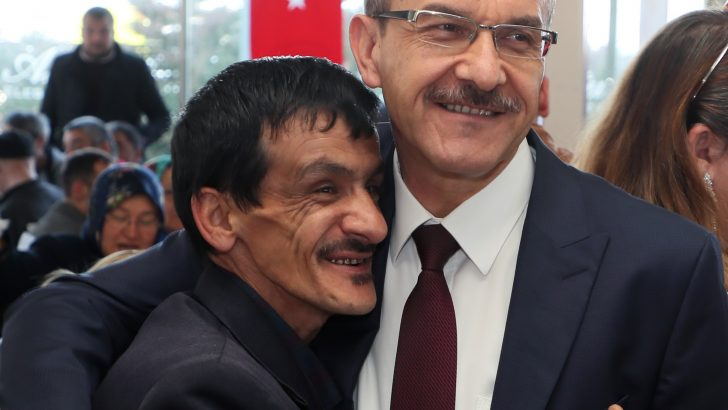 Vali Seddar Yavuz'un Engelliler Haftası Mesajı