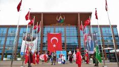 ALTINORDU BELEDİYESİ İSTANBUL'UN FETİH YILDÖNÜMÜNÜ COŞKUYLA KUTLADI