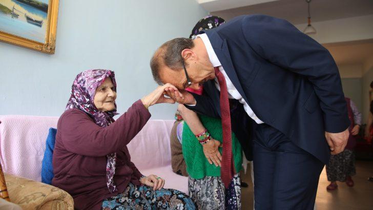Vali Seddar Yavuz'un Anneler Günü Mesajı