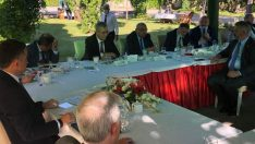 AK PARTİ ORDU MİLLETVEKİLİ METİN GÜNDOĞDU FINDIK TOPLANTISINDA!