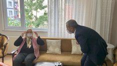 VALİ SONEL, CUMHURİYET'İN ÇINARLARINI ZİYARET ETTİ