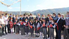 ORDU KORGAN'DA 12 DERSLİKLİ OKULUN TEMELİ ATILDI