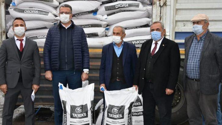 ORDU'DA ATIL TARIM ARAZİLERİ ÜRETİME KAZANDIRILIYOR