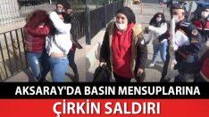 İGF GAZETECİLERE YAPILAN SALDIRIYI KINADI