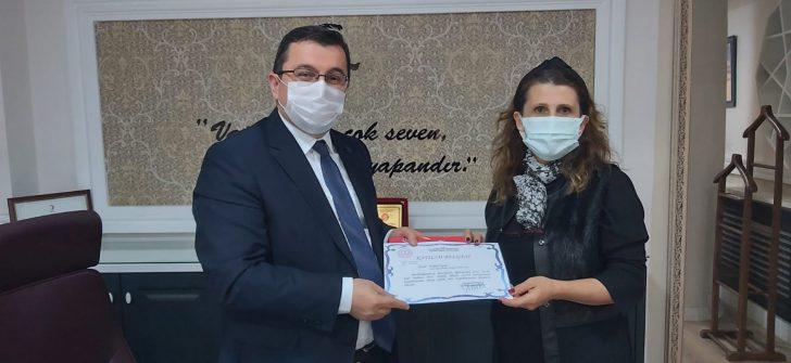 Altınordu İlçe Milli Eğitim Hikâye Yazma Yarışması Sonuçlandı