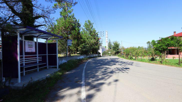 ORDU'DA SOSYAL PROJE MEYVELERİNİ VERMEYE DEVAM EDİYOR