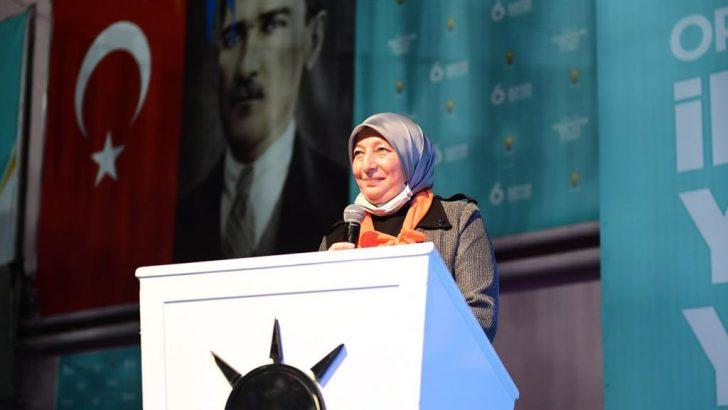 Ordu Ak Parti'de Başkan Ayşegül Baysal Güven Tazeledi