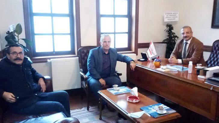 ORDU BEM BİR-SEN'DEN ANLAMLI ZİYARET