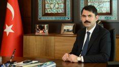 BAKAN MURAT KURUM ORDU'YA GELİYOR