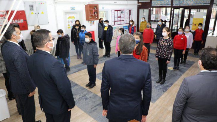 ORDU'DA EĞİTİM ÖĞRETİM YILININ İKİNCİ DÖNEMİ BAŞLADI