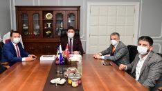 ALTINORDU BELEDİYESİ'NDEN TARIMA DESTEK