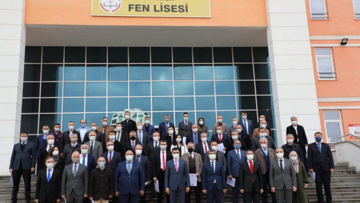 Fatsa'da Okulum Temiz Belge Töreni Yapıldı