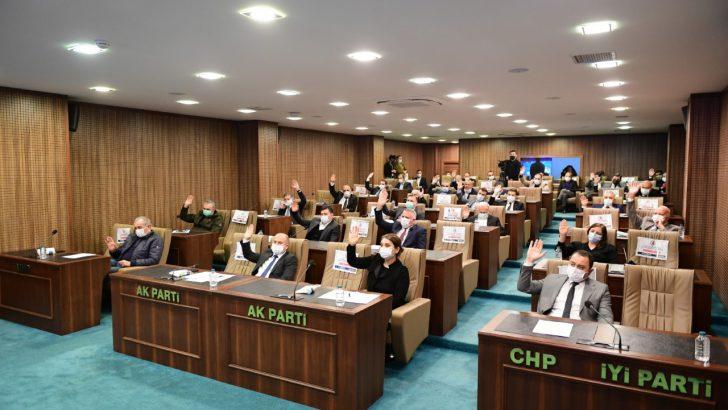 ALTINORDU MECLİSİ ŞUBAT AYI TOPLANTISI YAPILDI