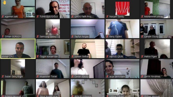 Altınordu'da Eğitimde Oyunun Gücü Konuşuldu