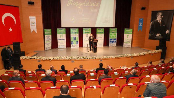 ALTINORDU BELEDİYESİNDEN, 15 MİLYONLUK PANDEMİ YARDIMI