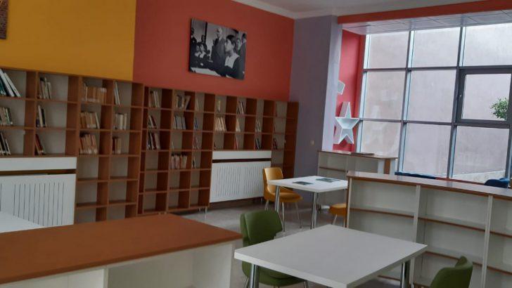 Ordu'da Okul Kütüphaneleri Zenginleşiyor