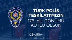 BAŞKAN GÜLER, HUZUR VE GÜVENİN ADI TÜRK POLİSİ